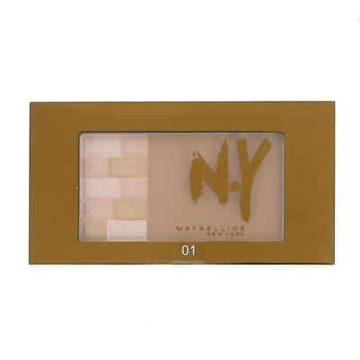 Poudre Bronzante Facestusio NY Gemey Maybelline - 01 Blondes