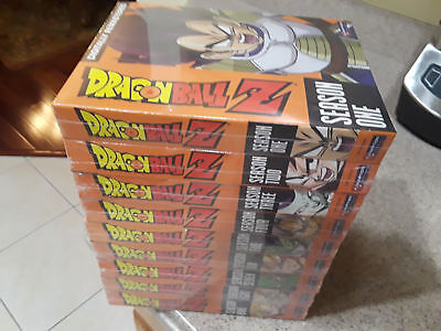 Dragon Ball Z: Complete Series: 1-9 DVD 54-Disc Set,FREE SHIPPING,NEW