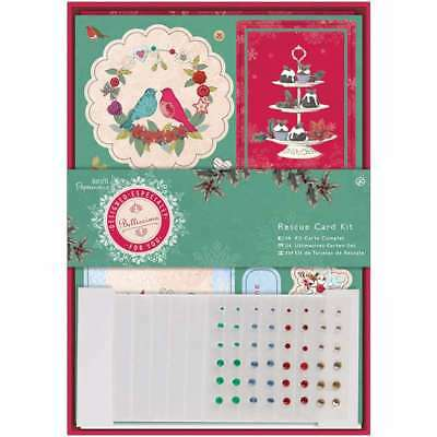 Papermania Bellissima Christmas Rescue Card Kit   499991720019