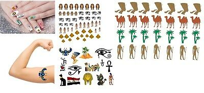 Egypt Collection Nail Art - Sticker - Nail Stickers