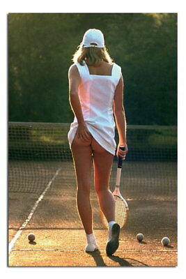 88168 Classic Sexy Tennis Girl Large Wall Sealed Decor WALL PRINT POSTER UK