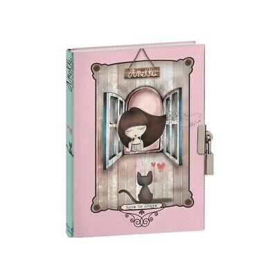 Anekke - Journal Intime 12.3 x 17.6 cm - Love to Share