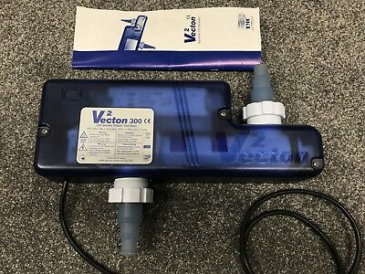 Tmc Vecton V2 Uv 300 Ultra Violet Water Steriliser Filter For Fish Tank