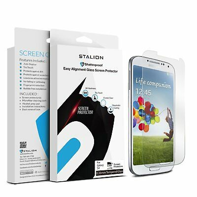 Stalion® Shield Screen Protector Film Guard for Samsung Galaxy S4 LOT OF 20