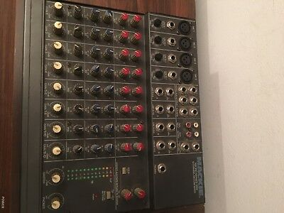 Mackie 1202 Mixer - Made in USA Model