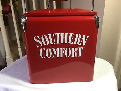 Southern Comfort Reproduction Retro Six Pack Cooler