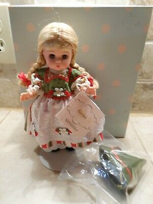 "Madame Alexander ""Gretel"" 8"" Doll w/box - Storyland Collection"