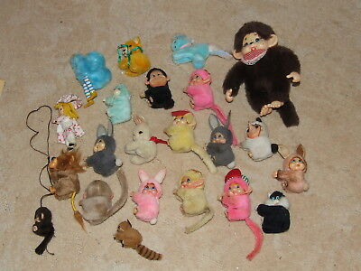 Chicaboo Collection, 22 x Figures - 1970-1980's