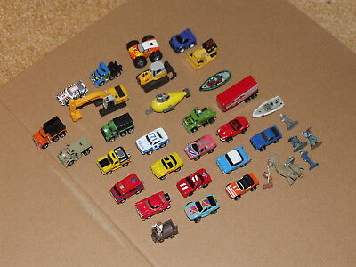 Collection of Galoob Micro Machines