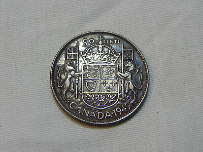 Canada, 1949, 50 Cents lot#R145