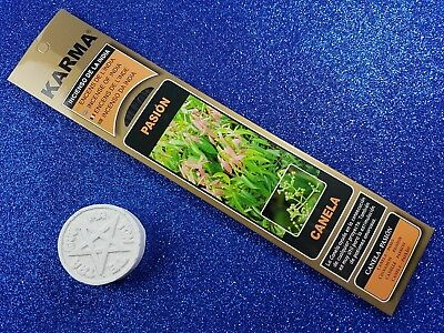 "Incienso de la India ""Pasion - Canela"" / Incense from India ""Passion - Cinnamon"""