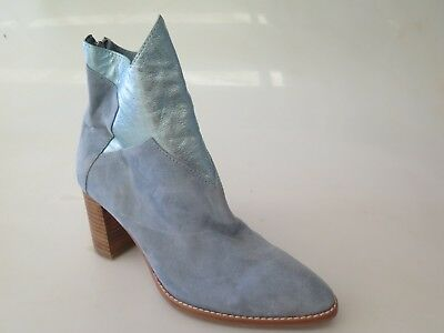 Top End - new leather ankle boot size 37 #26