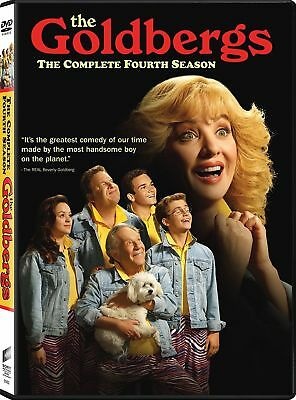 The Goldbergs: Season 4 the Complete Fourth  season New Free Shipping