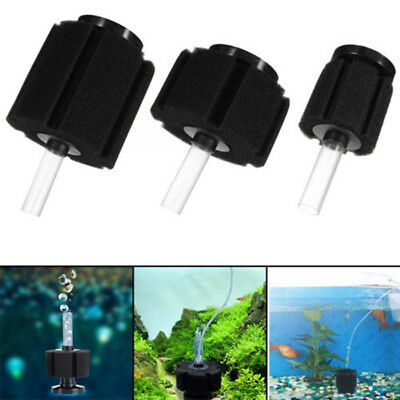 Foam Sponge Internal Filter For Fry Shrimp and Aquarium Small Fish Tanks Plastic