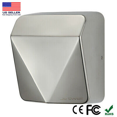 JETWELL High Speed Commercial Heavy Duty Stainless Steel Automatic Hand Dryer