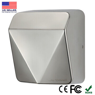 Jetwell High Speed Commercial Automatic Stable Stainless Steel Hand Dryer