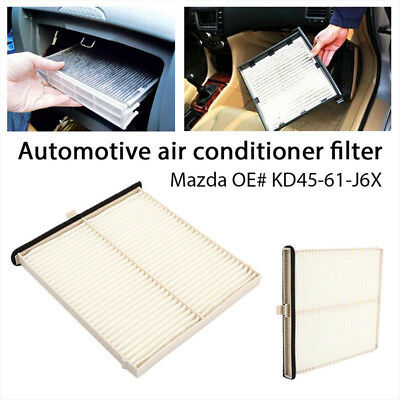 New Fit for Mazda 3 14-17 6 13-17 CX-5 12-17 Cabin Air Filter OE# KD45-61-J6X