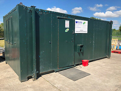 20ft used Shipping Container, storage, office, collection liverpool
