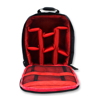 Camera Backpack Photo Bag Case Waterproof For Canon Nikon Sony DSLR