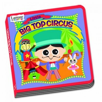 Lamaze Little Big Top Circus Book - New