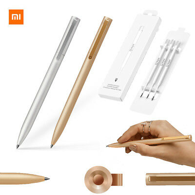 Xiaomi MI Mijia Metal 0.5mm Sign Pen Premec Smooth Writing Signing Ballpoint Pen