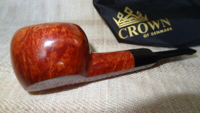 Pfeife, pipe, pipa Winsløw CROWN 200 handmade, 9mm Fi.