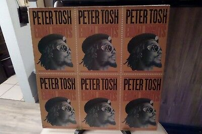 """LP """"Peter Tosh""""- Equal Rights, OIS, CBS 1977, CBS 81937, VG++/VG+"""