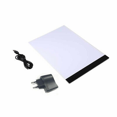 TRACING LIGHT DIGITAL Tablet LED Drawing Touch Board Art Painting ...
