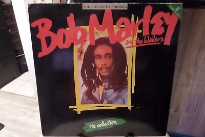 """DoLP """"B. Marley & The Wailers""""-The Collection,1985 Castle,CCSLP 123,VG++/VG+"""