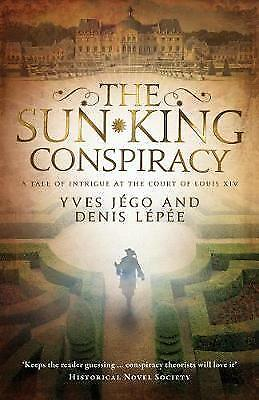 The Sun King Conspiracy,PB,Yves Jego - NEW