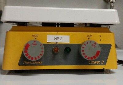 Thermolyne Cimarec 2 model SP46925 magnetic stir plate stirrer mixer hotplate