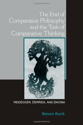 The End of Comparative Philosophy and the Task of Comparative Thinking: Heidegg