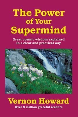 The Power of Your Supermind,PB,Howard, Vernon - NEW