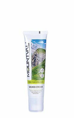 Mountval Waxed Cream. Nourishing and waterproofing cream for leather trekking.
