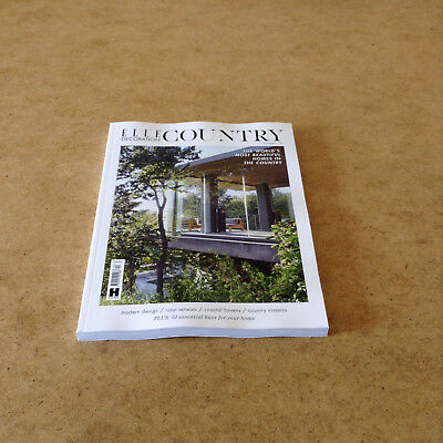 Elle Decoration Country Vol.12 2018 Modern Design Country Classics Rural Homes
