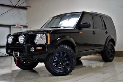 2005 Land Rover LR3 LIFTED 4X4 FREE SHIPPING LIFTED LAND ROVER LR3 ARB BUMPER WINCH HARD TO FIND