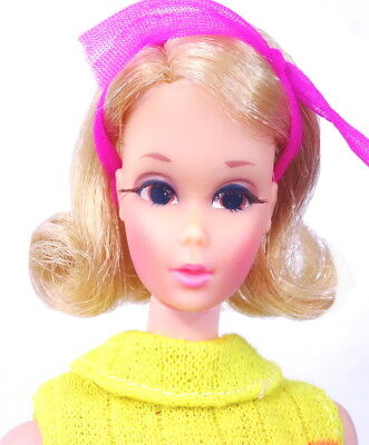 Amazing Vintage Blonde Walking Jamie Doll MINT