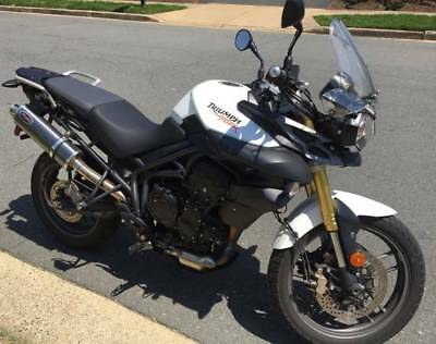 2012 Triumph Tiger  2012 Triumph Tiger 800 ABS in Excellent Condition with 6211 Miles