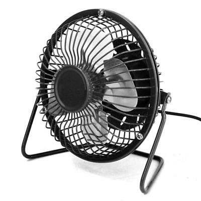 Mini Super Mute USB Fan Laptop Computer PC Cooler Cooling Portable Desktop Fans