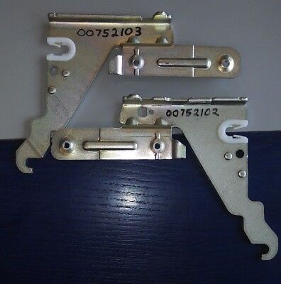 "00752102 & 00752103 Bosch Appliance Lever's - L & R side OEM ""Experienced"" Part"