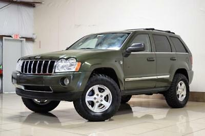 Grand Cherokee Limited LIFTED 4X4 2006 JEEP GRAND CHEROKEE LIMITED LIFTED QUADRA-DRIVE II 4WD HEMI 5.7L