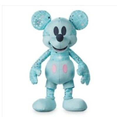 Mickey Mouse May Memories Plush bought in U.K. Disney Store