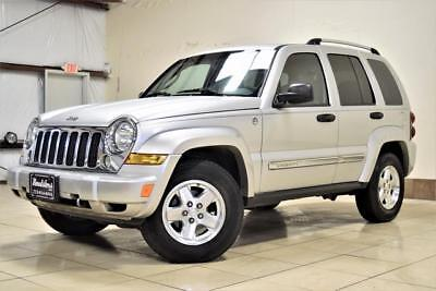 2005 Jeep Liberty CRD Limited 4X4 JEEP LIBERTY LIMITED CRD DIESEL LIMITED 4X4 HARD TO FIND SUPER CLEAN
