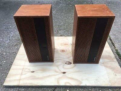 Tandberg System 20 Speakers Made In Norway