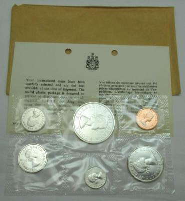 1964 Canada Mint Proof-Like Set - 80% Silver - W/ Original Packaging and COA