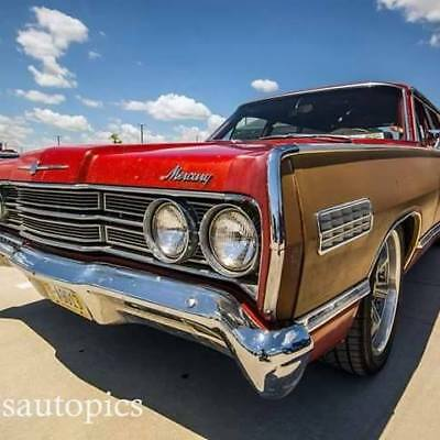 1967 Mercury Other  1967 Mercury Colony Park Classic Collector Car V8
