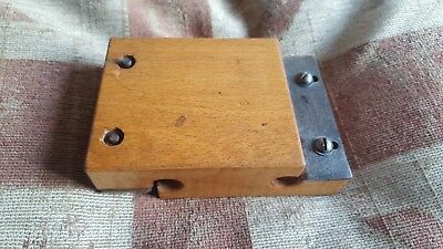 Vintage Musical Instrument Tool possibly for a Violin Luthier.