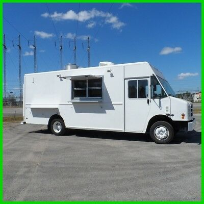 2009 mobile gourment kitchen concession trailer 18ft food truck new custom build