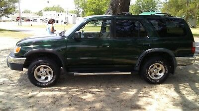 2000 Toyota 4Runner Limited Toyota 4 Runner SRS Limited, 2cd owner Southern  Rust free