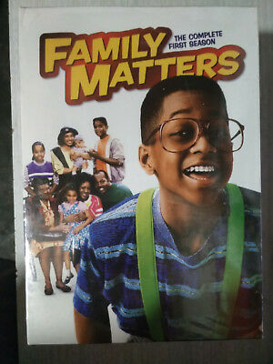 Family Matters:The Complete Series:1-9,DVD,FREE SHIPPING, NEW.